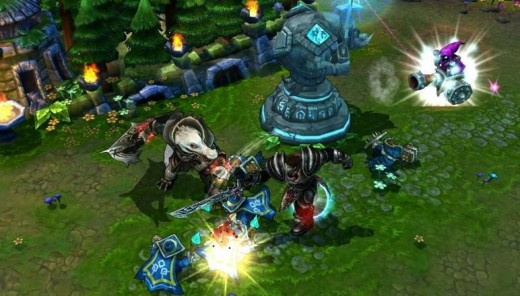 League of Legends, a MOBA in which two teams of five fight to destroy the opposing team's nexus, is not only the most popular game in the world, but the most toxic.