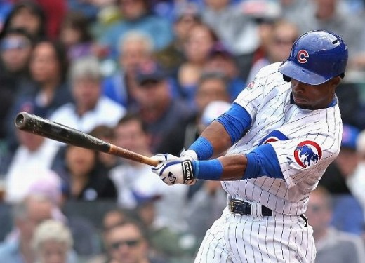 Arismendy Alcantara, 2B/OF, Chicago Cubs