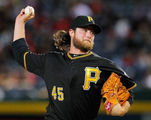 "Gerrit Cole, SP, Pittsburgh Pirates. ""In Cole Blood"" would make a great fantasy team name."