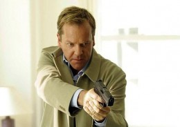"""Kiefer Sutherland in the seventh season of """"24."""""""