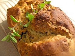 Easy Sun-Dried Tomato Bread Recipe