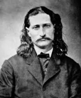 Wild Bill Hickok...gunfighter, lawman and often scofflaw