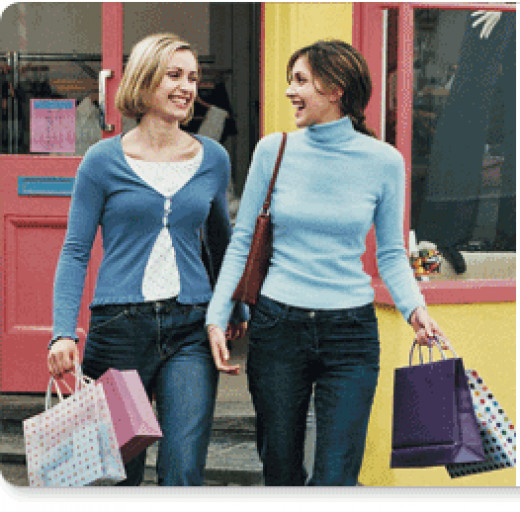 Mystery shopper online or out of the house is an option.