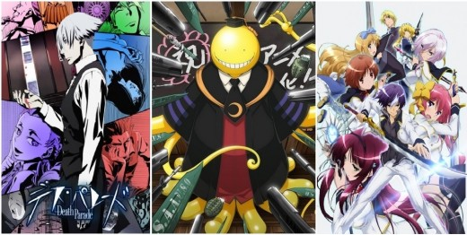 The Anime Series of Winter 2014-2015 That You Should See