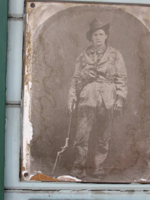 Photo of Calamity Jane - Wild Bill Hickock's Girlfriend