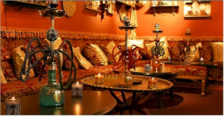 What is the purpose of a hooka bar?
