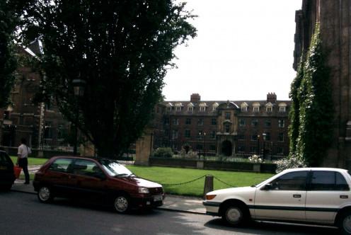 St. Catharine's College, Cambridge
