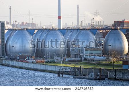 Desalination plant in Hamburg