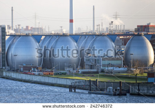 Desalination plant in Hamburg