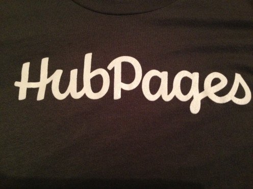 So far I've won 3 t-shirts from the 2011, 2012 and 2013 Hubbie Awards.