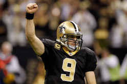 New Orleans Saints Quarterback, Drew Brees