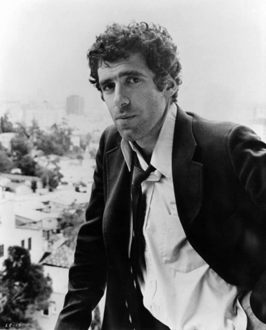 Elliot Gould as Philip Marlowe.