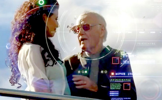 Stan Lee Cameo in Guardians Of The Galaxy