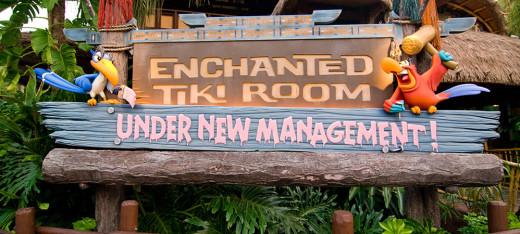 New management, new Tiki Room.