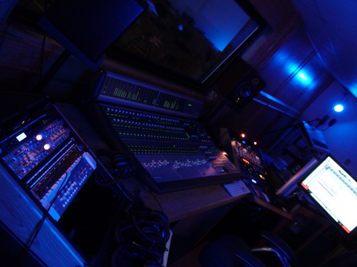 Kings Gambit Records, Control Room A-1