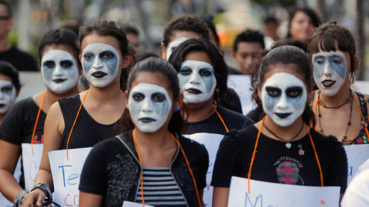 In November, women in El Salvador marched for the freedom of 17 women accused of abortion, including Carmen Guadalupe Vasquez Aldana. She was pardoned this week.