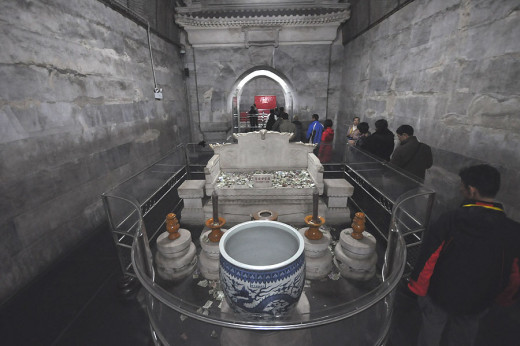 Ming Tombs Gallery