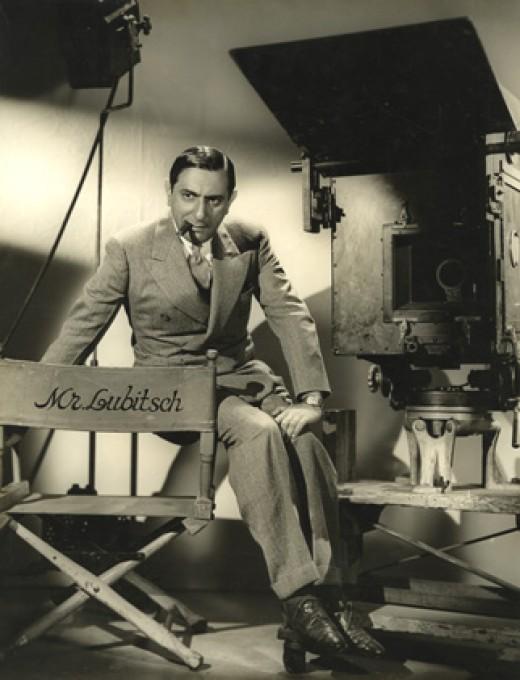 Ernst Lubitsch.