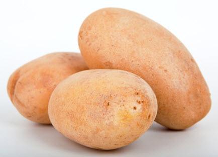 One potato, two potato, three potato
