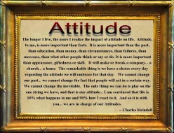 Authentic Servant Attitude