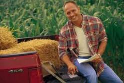 Dave Jensen, another corn farmer