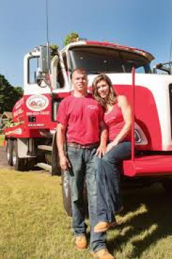 Man and wife run their own business