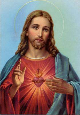 Image of Jesus during the Romantic Era