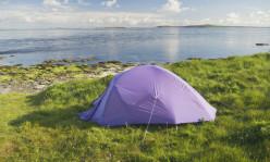 A Romantic Winter Wild Camping Adventure in Scotland