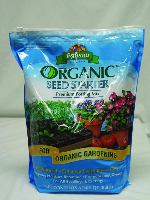 Espoma S S8 8-Quart Organic Seed Starter