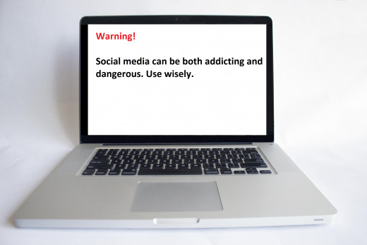 While social media may be a great way to interact with others, it can also be extremely dangerous. Be cautious when using social media sites. Do not give out too much information or do anything to put yourself at risk.