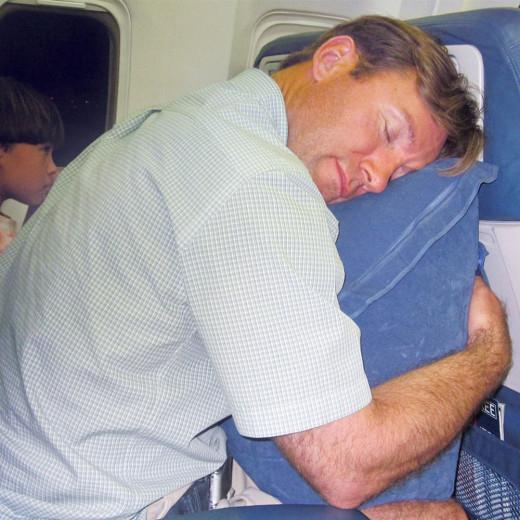 sky rest travel pillow