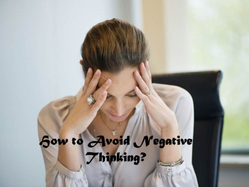 How to Stop Negative Thinking?