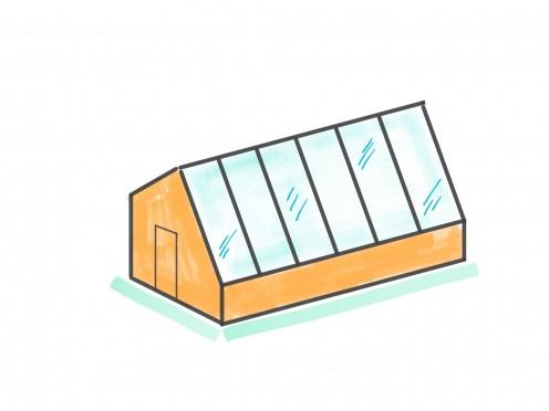 A Passive Solar Greenhouse