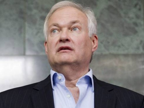 Donald Fehr. Former MLBPA rep now working for the NHLPA.