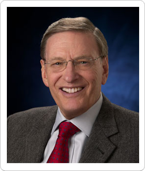 """Bud Selig, the 9th Commissioner of Major League Baseball.  He helped destroy the game, hence his derisive nickname, """"Bottom Line Bud."""""""