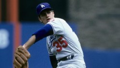 The late Bob Welch. His famous 1978 World Series duel in Game 2 with Reggie Jackson was an unforgettable baseball memory for me.