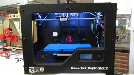 Maker Bot 2
