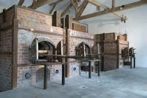 Crematory at Dachau Concentration camp
