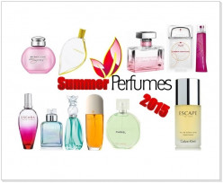 Top 10 Summer Perfumes for Men and Women - Best Perfume List 2014 - 2015