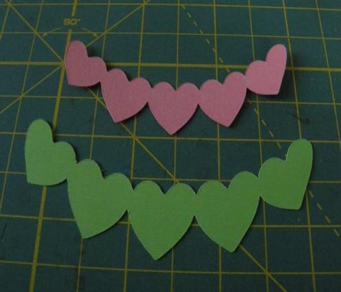 Heart Banners
