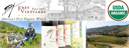 America's first organic winery located along the northern California coastal town of Mendocino.