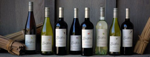 These are some of our favorites. Bonterra makes an extraordinary wine in the organic fashion.
