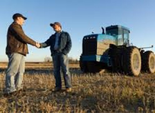 Farmers look out for each other and us