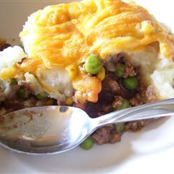 Shepherd's Pie For Lunch