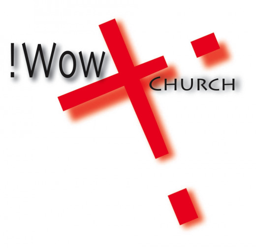 Wow Church Logo I designed.
