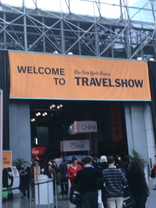 Welcome To NYT Travel Expo!