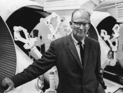 Was Arthur C. Clarke the Greatest Science Fiction Writer?