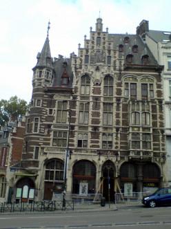 Former Delacre Pharmacy, Brussels