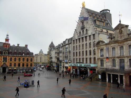 La Voix du Nord building, Lille