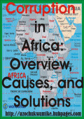 Corruption in Africa: Overview, Causes, Effects, and Solutions